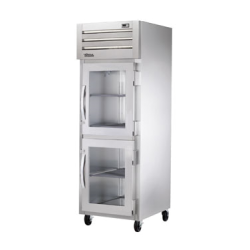 True Mfg SPEC SERIES® Freezer, Reach-in, -10°F, one-section, stainless steel front & side