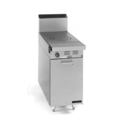 """Garland Master Series Heavy Duty Range, gas, 17"""", Add-A-Unit, Front Fired Hot Top with r"""