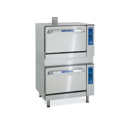 Imperial Restaurant Series Range Match Oven, gas, (1) standard oven, (1) convection oven,