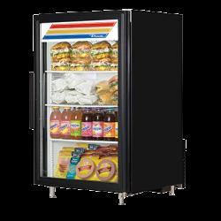 True Mfg Countertop Refrigerated Merchandiser, True standard look version 01, (3) shelves
