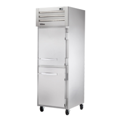 True Mfg SPEC SERIES® Freezer, Reach-in, -10° F, one-section, stainless steel front/sides