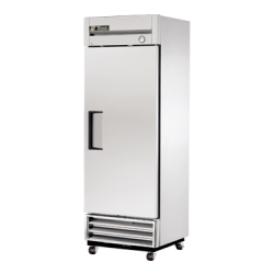 True Mfg Freezer, Reach-in, -10° F, one-section, stainless steel door, stainless steel fr
