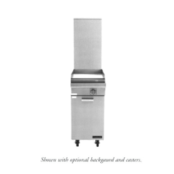 "Garland Master Series Heavy Duty Range, gas, 17"", Add-A-Unit, fry top with thermostat, s"