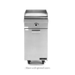 "Garland Master Series Heavy Duty Range, gas, 17"", Add-A-Unit, fry top with manual contro"