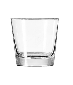 "Old Fashioned Glass, 9 oz., Safedge® Rim guarantee, heavy base, (H 3-1/4""; T 3-3"
