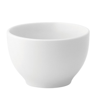 Sugar Bowl, 7 oz. (207 ml), microwave & dishwasher safe, Pure White