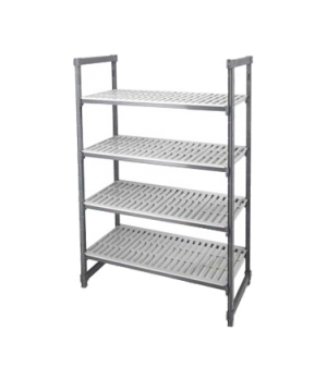 "Camshelving® Elements Starter Unit, 24""W x 60""L x 84""H, withstands temperatures"
