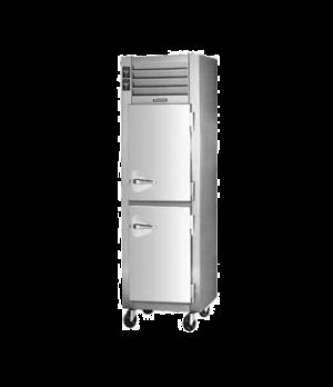 "Spec-Line Refrigerator/Freezer Dual Temp Cabinet, 24"" wide, self-contained refri"