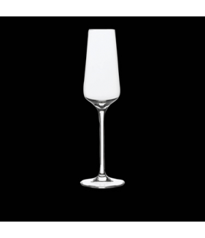 Champagne Flute Glass, 8 oz., Rona 5 Star, Grand Vin (USA stock item) (minimum =