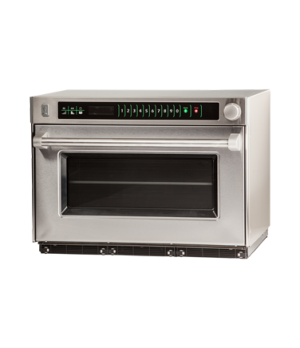 Amana® Steamer Oven, 1.6 cu. ft., 3500 watts, heavy volume, 100 programmable men