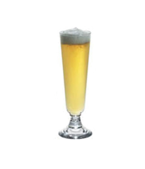 "Camwear® Aliso™ Barware Pilsner Glass, 15-1/2 oz., top dia. 3-1/4"", 9-9/16""H, no"