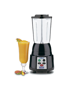 "NuBlendâ""¢ Bar Blender, 32 oz. capacity, pulse feature, electronic membrane keyp"