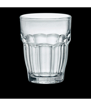 "Bar Shot Glass, 2-1/2 oz., 2"" x 2-1/2"", tempered, stackable, Bormioli, Rockbar ("