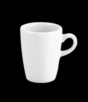 """Espresso Cup, 3 oz., 3""""W x 2-3/4""""H, 111008BL, porcelain, Pillivuyt, Eden (USA st"""