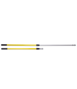 """Hygen™ Quick Connect Handle, 48""""-72"""", one-step connecting mechanism, comfortable"""