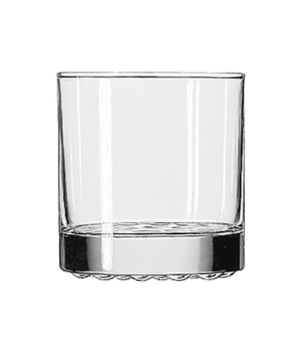 "Old Fashioned Glass, 10-1/4 oz., Safedge® Rim guarantee, NOB HILL®, (H 3-3/8""; T"