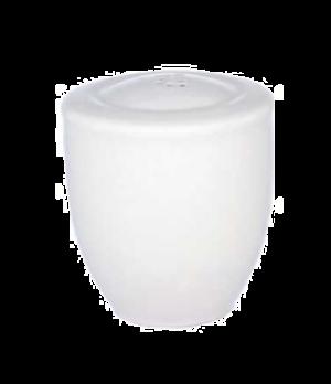 """Pepper Shaker, 2-1/8"""", premium porcelain, Universal"""