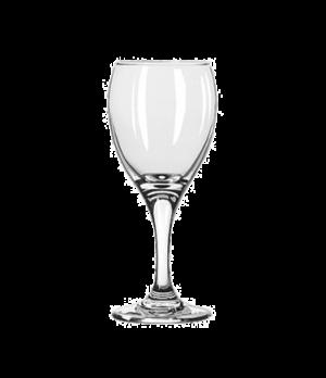 White Wine Glass, 6-1/2 oz., Safedge® Rim and foot guarantee, TEARDROP™, (H 6-1/