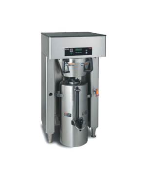 39300.0000 Titan® Single Brewer, 22.5 gallon per hour, coffee extraction control