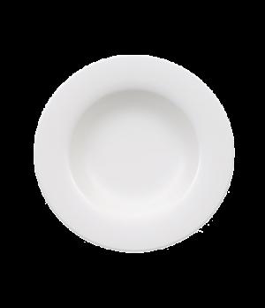 "Plate, 11-1/2"", deep, premium porcelain, Affinity"