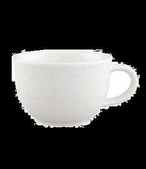 Cup, 3-1/2 oz., premium porcelain, Bella