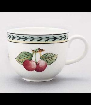 Cup #1, 9-1/4 oz., premium porcelain, French Garden-Dampierre