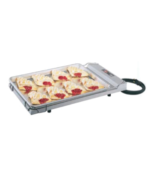 Glo-Ray® Portable Foodwarmer, heated base only with cord and plug and pan rail,