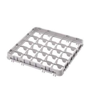 """Half Drop Extender, full size, 25-compartment, 19-5/8"""" x 19-5/8"""" x 2"""", adds 1-5/"""