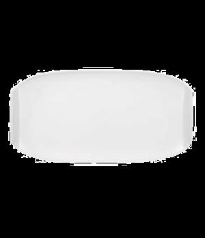 "Platter, 19-5/8"" x 10-1/4"", premium porcelain, Urban Nature"