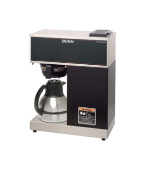 33200.0011 VPR-TC Pourover Thermal Carafe Coffee Brewer, pourover type, brews 3.