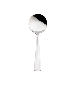Royal Bouillon Spoon, 18/0 stainless steel, mirror finish