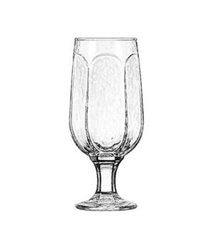 "Beer Glass, 12 oz., Safedge® Rim and foot guarantee, CHIVALRY®, (H 7""; T 2-1/2"";"