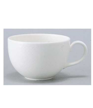 Cup #0, 13 oz., premium porcelain, Easy White