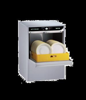 "Jet-Tech Dishwasher, undercounter, high temp, (30) racks/hr, OneGoâ""¢ programmab"