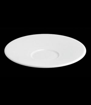 "Saucer, 6"" dia., for MP22/MP23 coffee cups, porcelain, Tria, Wish (minimum = cas"