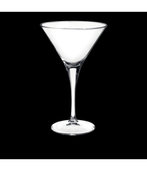 Martini Glass, 8-1/4 oz., pulled stem, Bormioli, Ypsilon (Canada stock item) (mi
