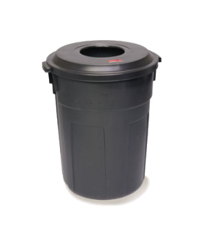 Atrium™ Container Combo, 32 gallon capacity, contains (1) 9W12 and (1) 9W13, bla
