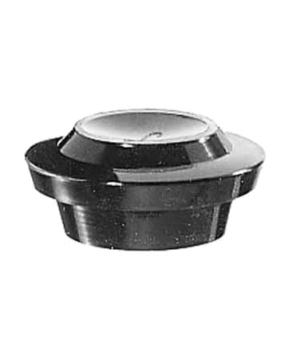 "Hottle Lid, 2.20"", black, for Model 5065 server"