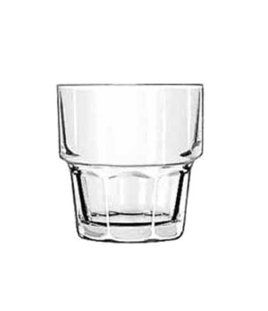 "Rocks Glass, 7 oz., stackable, DuraTuff®, GIBRALTAR®, (H 3-1/16""; T 3-1/16""; B 1"