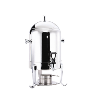 Octave Coffee Urn, 11 qt. (44 - 8 oz. servings), fuel cup holder, removable fauc