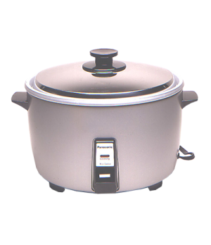 Commercial Rice Cooker, electric, 40 cup capacity, approximately 168-3 oz. porti