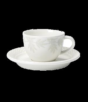 Cup, 3-1/3 oz. (0.10 liter), salamander/microwave/dishwasher safe, premium porce