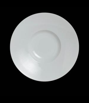 "Signature Gourmet Bowl, 2-3/4 oz., 9-1/4"" dia., round, porcelain, Sonata, Rene O"