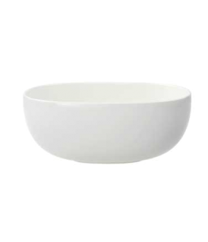 "Bowl, 9-7/8"" x 7-7/8"", 71 oz., premium porcelain, Urban Nature"