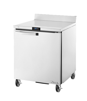 Spec Series Work Top Freezer, one-section, -10° F, SPEC Package 1 includes: (sta
