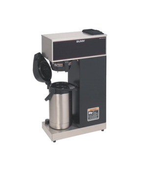 33200.0014 VPR-APS Pourover Airpot Coffee Brewer, pourover type, brews 3.8 gallo