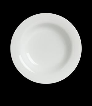 "Pasta Plate, 16 oz., 10-1/4"" dia., round, porcelain, Rene Ozorio Concerto (USA s"