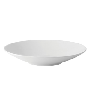 "Bowl, 34 oz. (1 liter), 10"" (25 cm), round, coupe, deep, porcelain, microwave an"