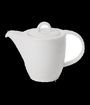 Coffeepot #7, 10-1/4 oz.,  premium porcelain, Sedona Fuction