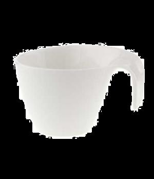 Cup, 12 oz., premium porcelain, Flow